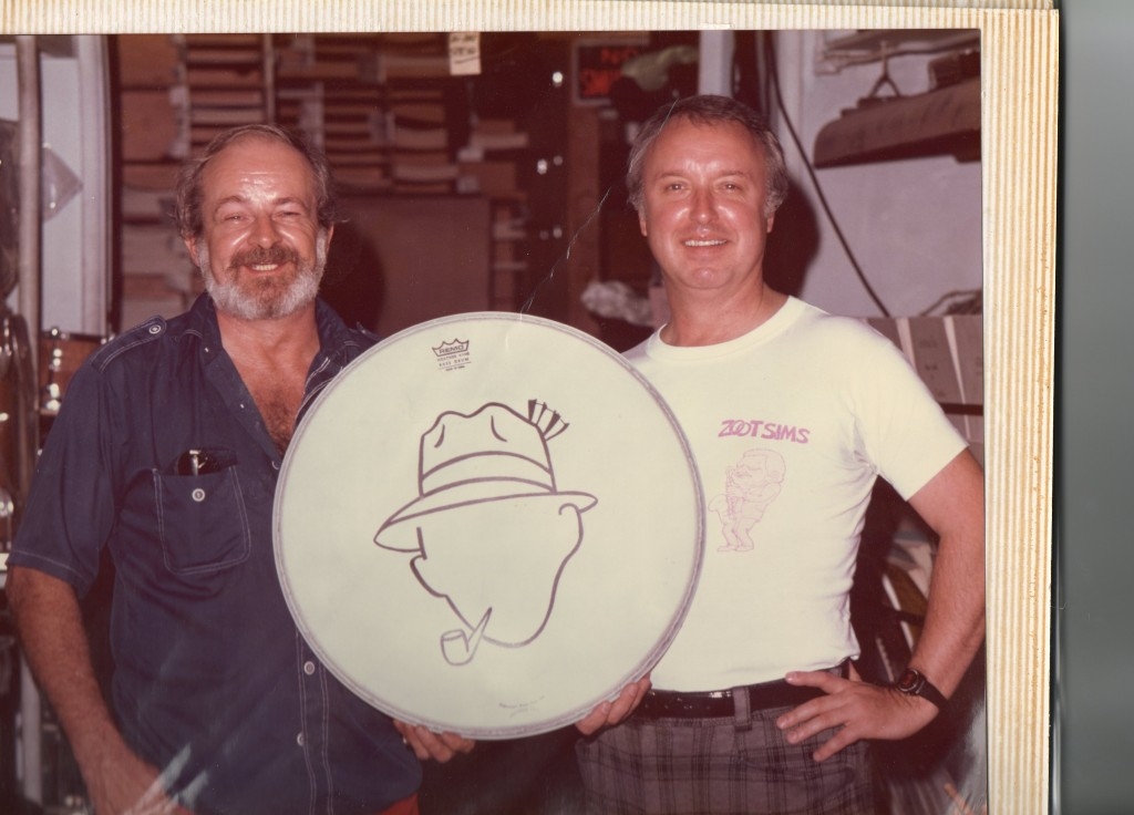 Bob with Jake
